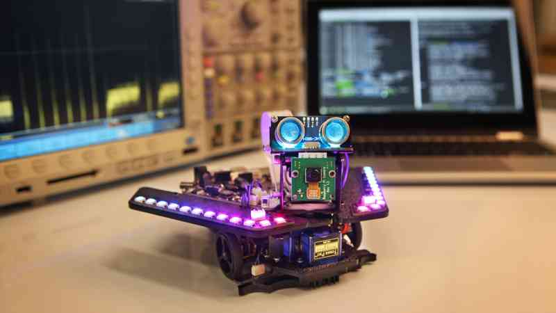 Spirit Rover: Lets You Learn Coding, Design Missions, and Have a Lot of Fun
