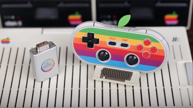 Ap40 is the Coolest Video Game Controller in the World