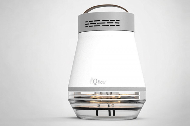 The Qflow Heater – Create Your Own Cozy Place