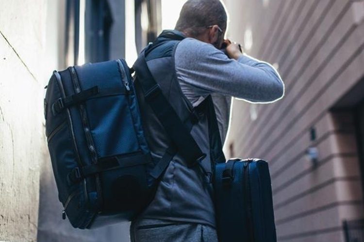 Lexdray's New Camera Bag is a Sublime Blend of a Suitcase and a Backpack