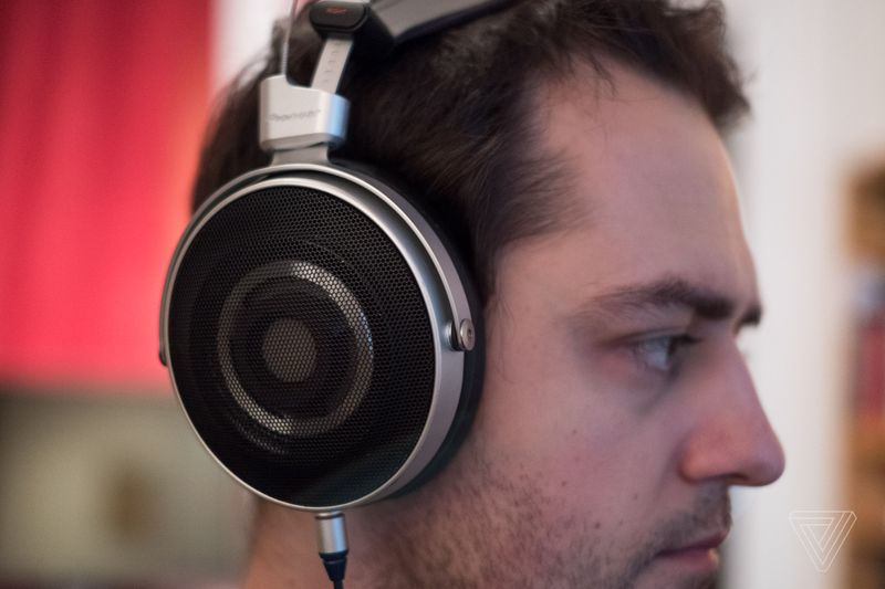 Pioneer's SE-Master1 Headphones are Scary
