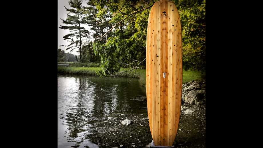 Tidal Roots standup paddleboard SUP