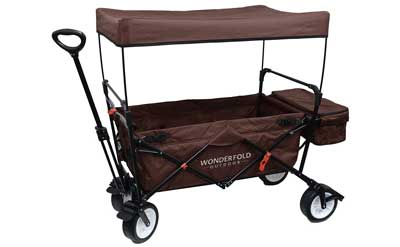 5 Best Portable Folding Wagon with Wheels