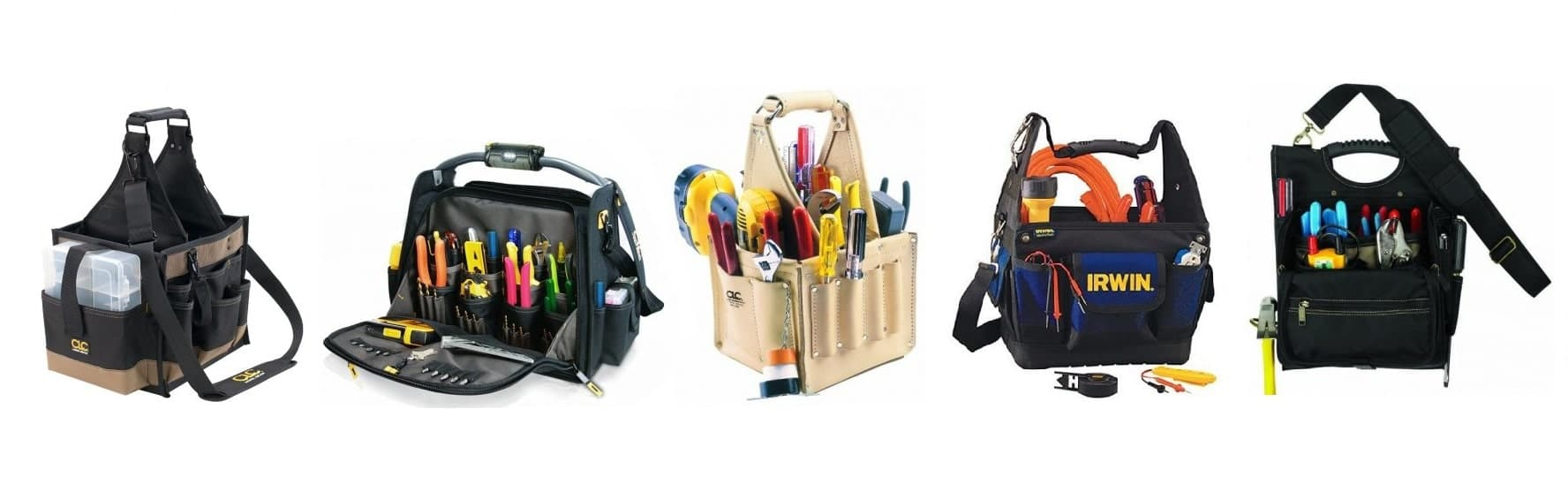 10 Best Electrician Tool Bags [Updated for 2020]