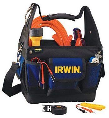 irwin electrician tool bag