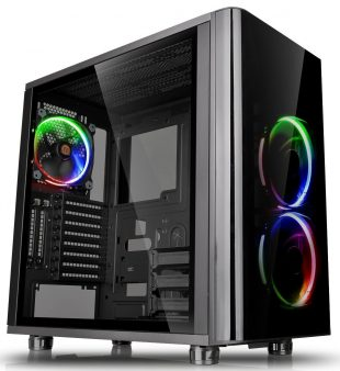 10 Best Tempered Glass PC Cases under $100