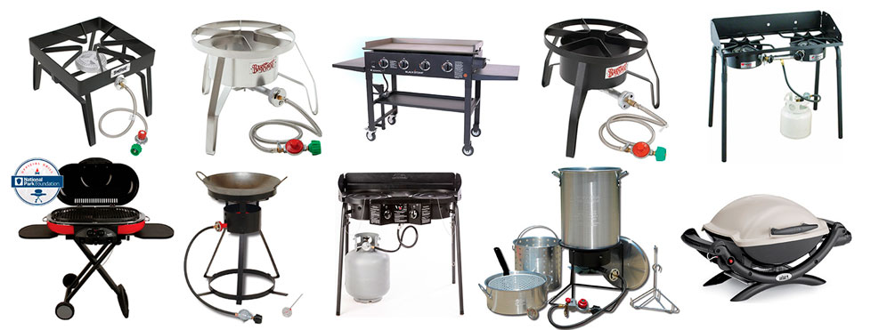 10 Best Outdoor Cookers and Patio Stoves