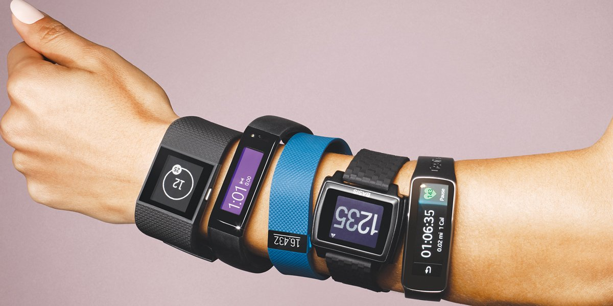 10 Best Waterproof Activity Trackers under $50