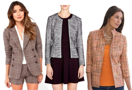10 Best Tweed Jackets for Women under $100