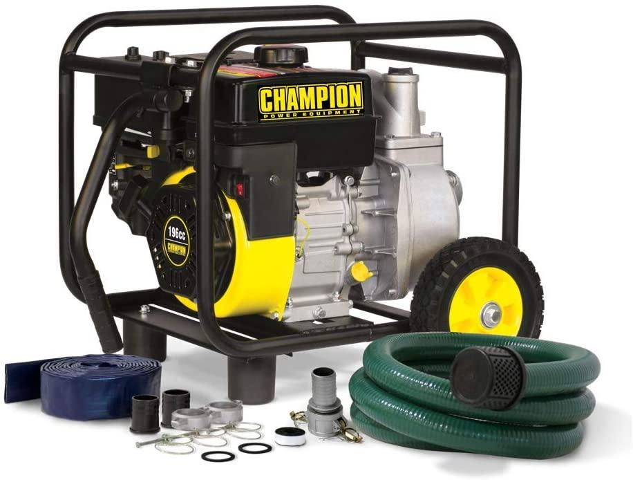 Champion Semi-Trash Water Transfer Pump