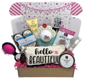Happy Birthday Set - best gift boxes for women