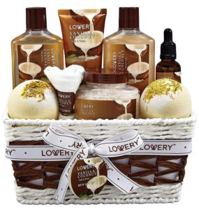 Coconut and Vanilla Spa Kit
