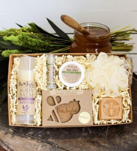 Bee Well Variety Gift Box for Women