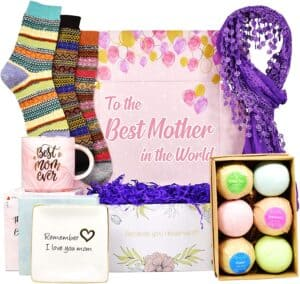 gift boxes for womens birthday Best Mother Birthday Box