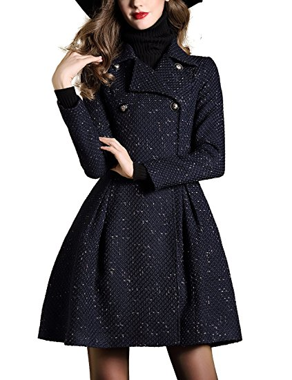 DANMUNIER Best Tweed Jackets for Women under $100