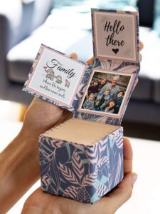 Exploding Gift Box for Grandma - best gift boxes for women