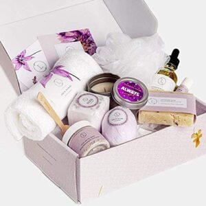 Lavender Spa Set - 11 best gift boxes for women