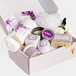 Lavender Spa Set - 11 best gift boxes for women