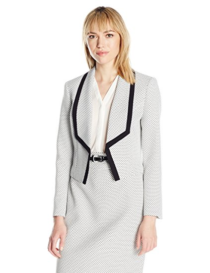 NINE WEST Best Tweed Jackets for Women under $100