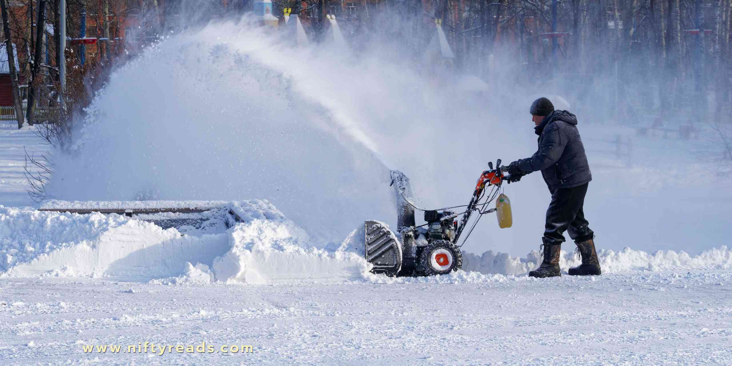 Top 10 Best Snow Blowers