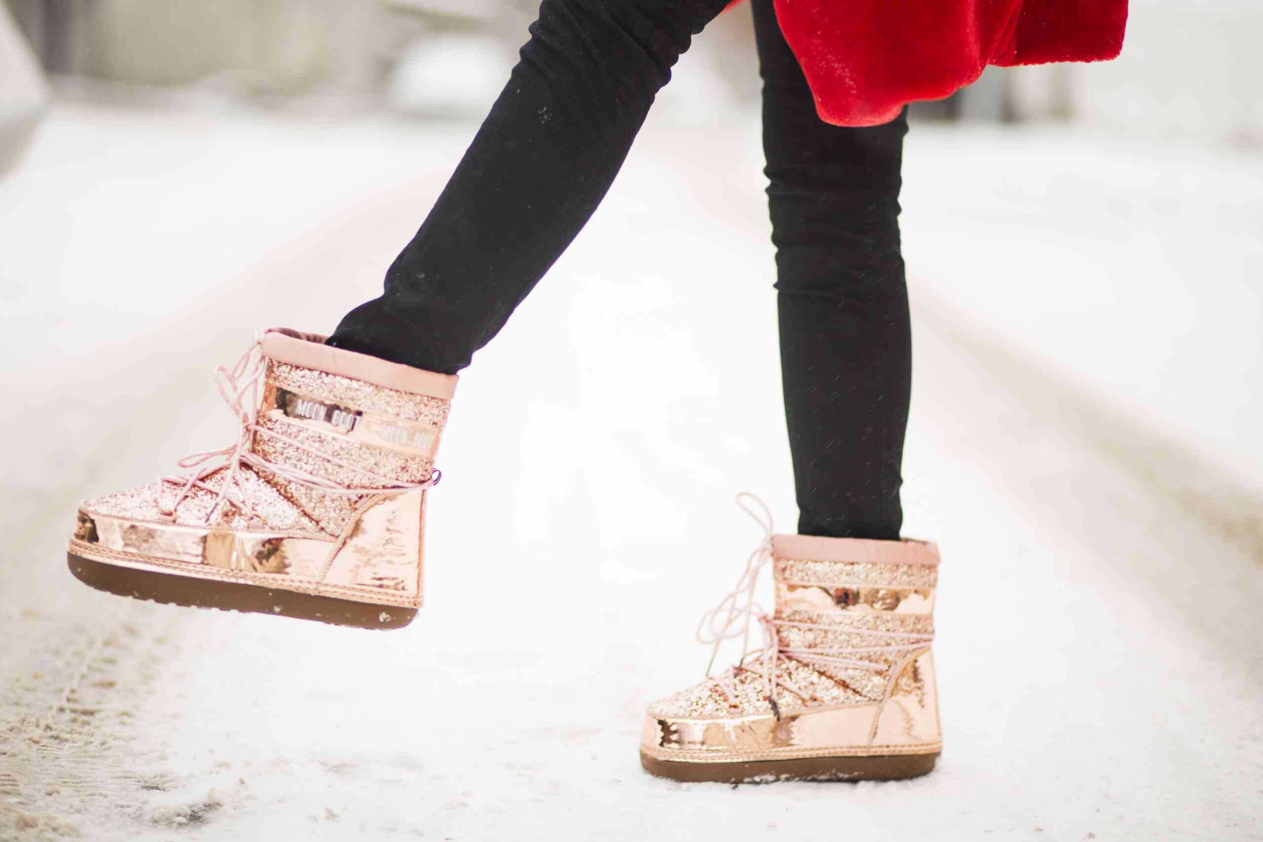 Women Fleece-Lined Boots For All Conditions