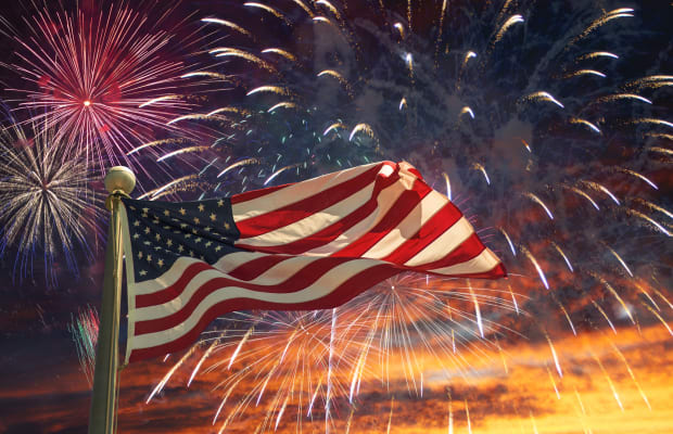 Top 11 items for the 4th July